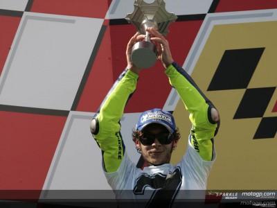 Valentino Rossi, Campeão do Mundo de MotoGP de 2005
