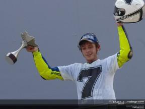 Le dichiarazioni di Valentino Rossi dopo il settimo titolo