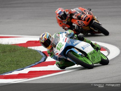 Title rivals look back on Sepang