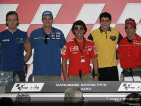 MotoGP gets traditionally warm welcome in Qatar