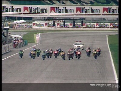 Les sacres de Rossi : Le Grand Prix de Malaisie 2003