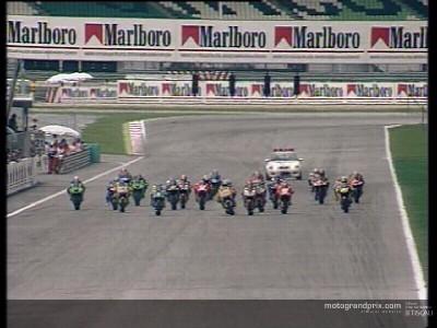 Rossi's title-winning races: 2003 Malaysian Grand Prix