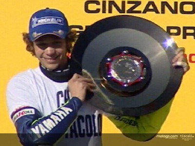 Rossi´s Titelgewinnende Rennen: der Australische GP 2004