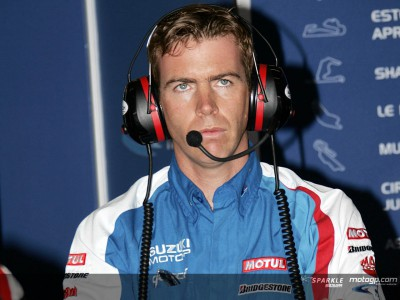 Paul Denning (Suzuki MotoGP) sul week end di Losail