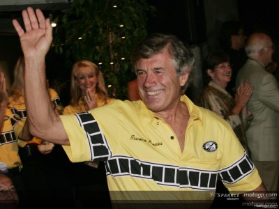 Agostini on Rossi's 2005 title