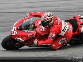 Les pilotes Ducati prêts pour Phillip Island