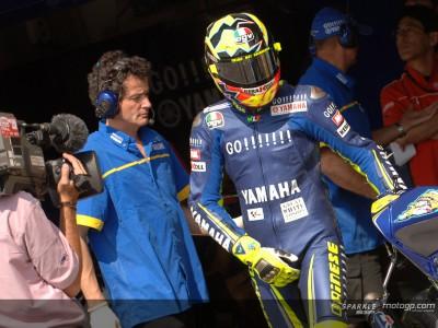 Ansiau, meccanico Gauloises Yamaha parla di Valentino