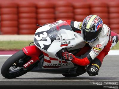 MotoGP Academy's Bradley Smith takes first win