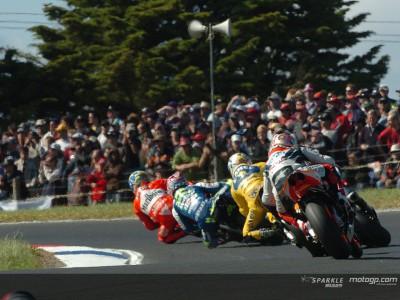 Phillip Island 2004: Valentino Rossi, Che Spettacolo!