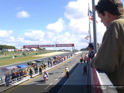 Il MotoGP in Australia, gli orari aggiornati al fuso europeo