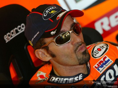 Biaggi hoping to hang on to second