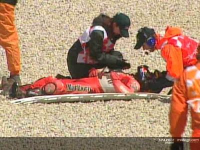 Capirossi también se perderá el GP de Turquía