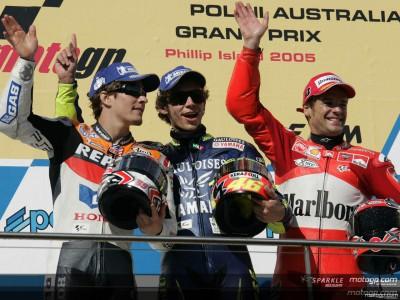 Rossi, undici vittorie in una stagione. Per la terza stagione