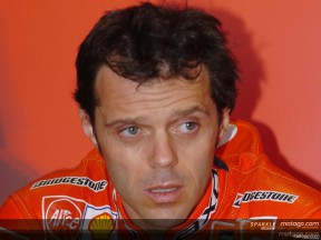 Capirossi on his way back to Europe