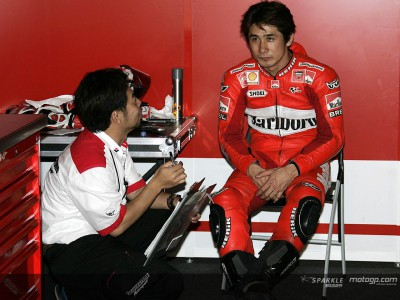 Ito to sub for Capirossi in Istanbul