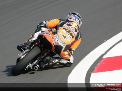 Kallio garante pole provisória das 125cc na Turquia