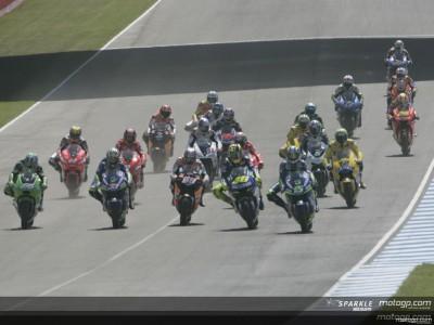 FIM annuncia il calendario MotoGP 2006