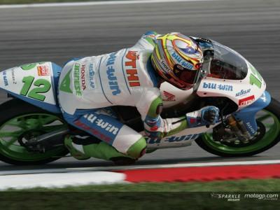 Lüthi conquista a quinta pole position