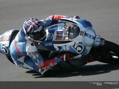 De Angelis assegura pole position