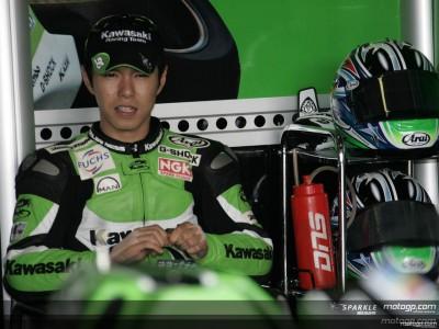Nakano seguirá con el equipo Kawasaki Racing en 2006