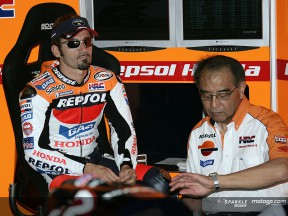 Biaggi seeking salvation in Valencia