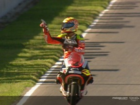 Valencia 2004: Barberá ends the year with home victory