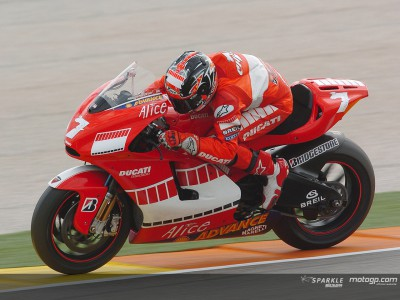 Spanish riders rule at Valencia