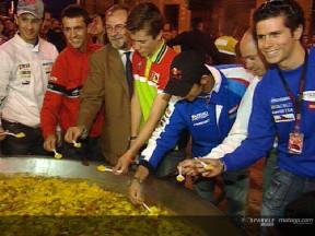 Cheste festeggia l'arrivo del Campionato del Mondo di MotoGP