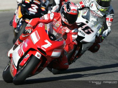 Checa beendet sein Ducati Marlboro Abenteuer stilvoll