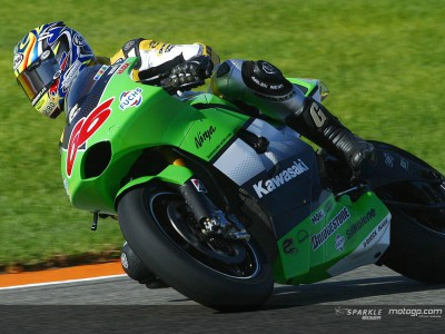 Smrz savours chance to test MotoGP machine