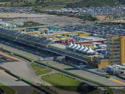 MotoGP action resumes at Valencia