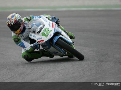 Lüthi reprend la piste à Valence