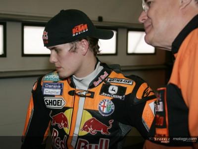 Kallio rempile chez KTM