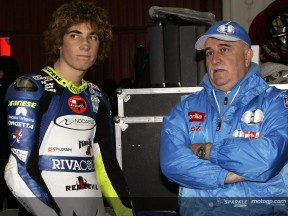 Q&A with Marco Simoncelli