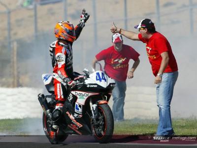 Tizón y De Gea, Campeones de España de Supersport y Fórmula Extreme