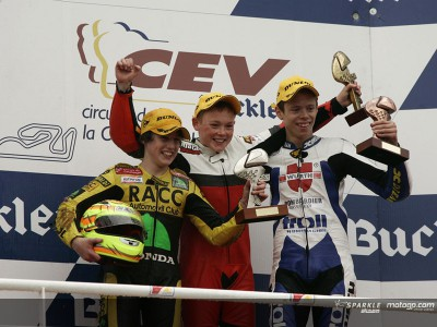 Bradley Smith takes second win in Spanish series