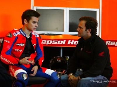 Repsol Honda bestätigt die Fahrer für 2006