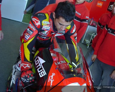 Jerez test hampered by poor weather