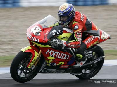 Bright ending at Jerez test