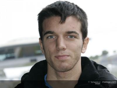 Alex De Angelis è il nuovo pilota del team Aspar 250