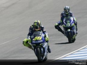 Key Moments 2005: Rossi draws first blood in Jerez