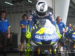 MotoGP action resumes at a scorching Sepang