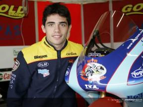 Michele Pirro ritorna sull'Aprilia per il 2006