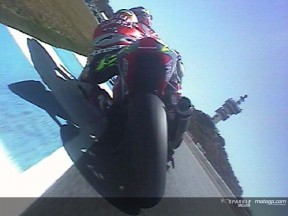 Jerez race from a new angle