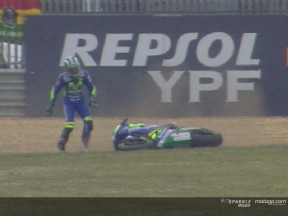 Gibernau and Stoner's heartbreaking blows