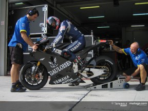 Rossi and Edwards positive after new M1 debut