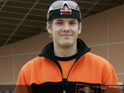 Mika Kallio, piloto del año en Finlandia