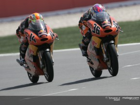 Talmacsi allo sprint in Qatar