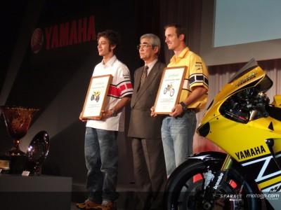 Yamaha celebra un año repleto de éxitos