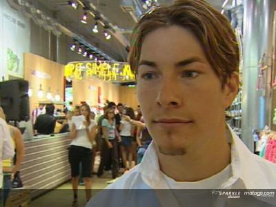 Hayden sur SpeedTV